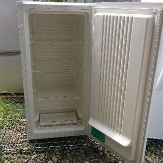 Haier 電気冷凍庫 JF-NU100B 100L 2013年製 - 松山市