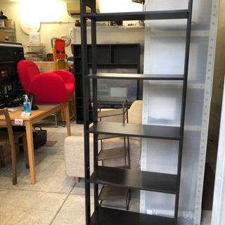 IKEA LAIVA 書棚 本棚 ラック シェルフ ブラックブラウン