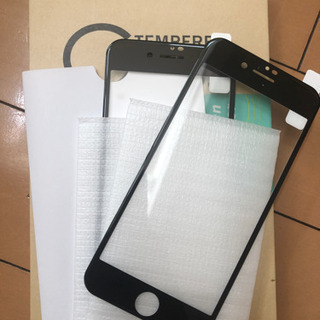 iPhone8とiPhone7用 液晶保護フイルム