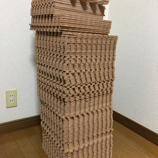 【定価6000円】小粒30cmコルクマット6畳分
