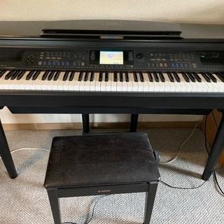 【無料】電子ピアノ:ヤマハクラビノーバCVP-107