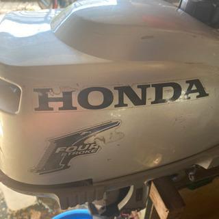 HONDA 2馬力 エンジン