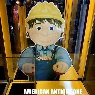 アメリカのゲーセン中古品 USA非売品 キャンディーファクトリー...