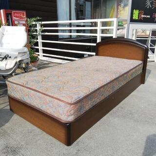 シングルサイズのベッドセット、お売りします。