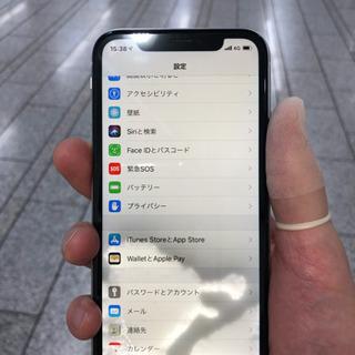 【洗ったらシミができてしまったiPhone XR(>人<;)】