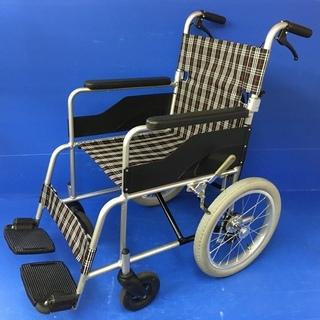 介助式車いす 標準型  NC-2CB 日進医療器 車椅子 車イス