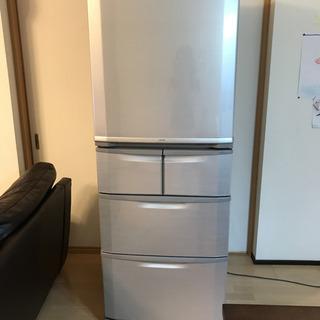 冷凍冷蔵庫5ドア サンヨー