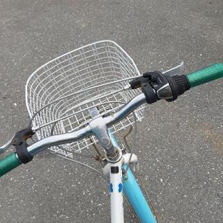 子供用24インチ自転車変速付 - 自転車