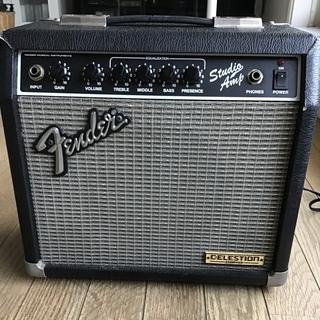 終了 Fender ギターアンプ Studio Amp ST−15CE