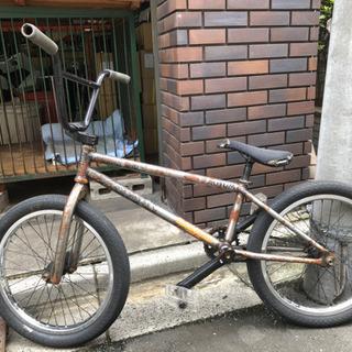 BMX ストリート ALIVE INDUSTRY