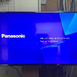 【中古】パナソニック 43V型 4Kダブルチューナー内蔵 液晶 ...