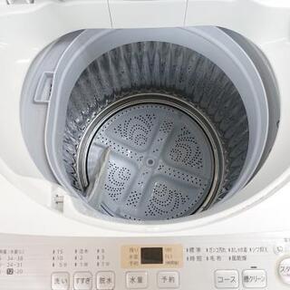 洗濯機   シャープ  ES-GE6C  6.0kg  2019年製