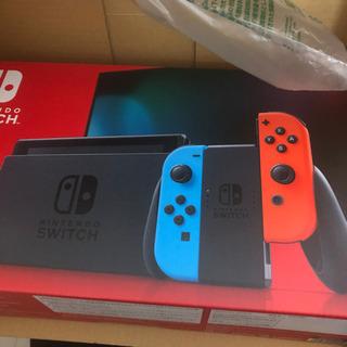 セット!Nintendo Switchネオンとリングフィットアド...