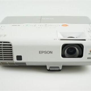 動作良好品  EPSON エプソン プロジェクター/3LCD方式...