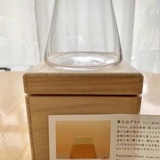 高級 富士山グラス