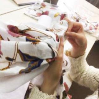 自分で縫った着物でお出掛けする楽しさを ‼️️和裁教室生徒募集