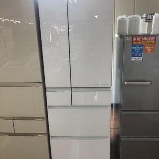 6ドア冷蔵庫 Panasonic 2019年モデル 500ℓ