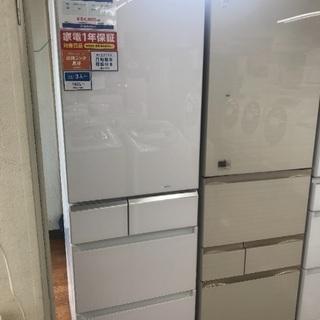 5ドア冷蔵庫 Panasonic 2017年 406リットル