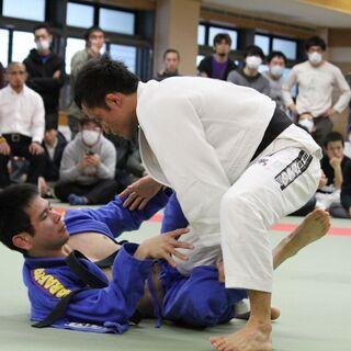ブラジリアン柔術をやってみませんか?(ALMA FIGHT GY...