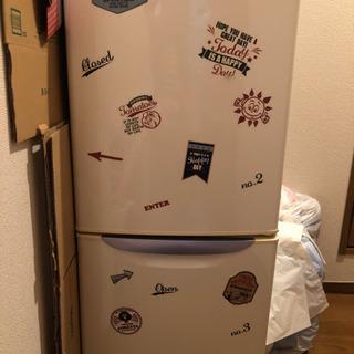 2006年製National冷蔵庫2ドア(再投稿です!)