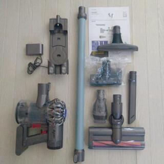 ダイソンDC61コードレス掃除機