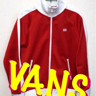 【VANS】赤色 【Mサイズ】
