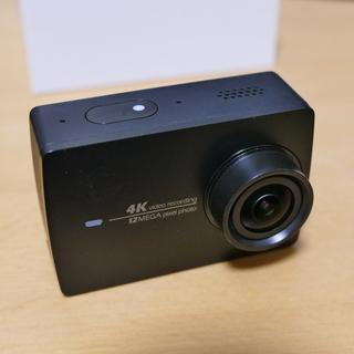 アクションカメラ YI 4K ジャンク品