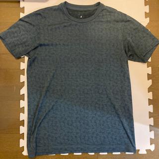 UNIQLO SPRZNY ドライEX Tシャツ 黒 L