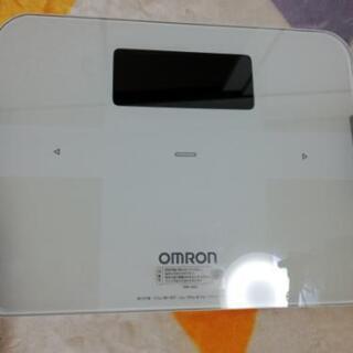 オムロン/体重計 HBF-256T