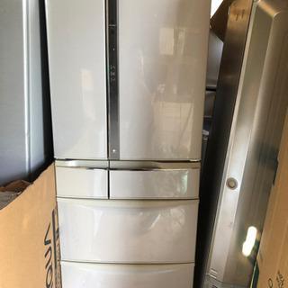 2012年製 パナソニック 冷蔵庫470L