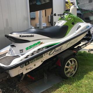 カワサキ stx1200R  水上バイク ジェットスキー ジャンク
