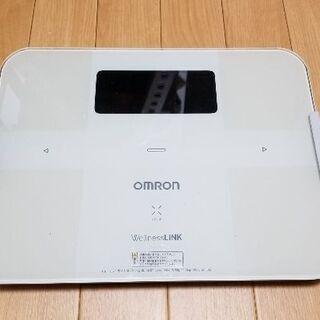 オムロン 体重計 HBF-252F