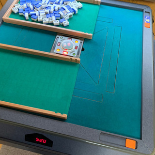 全自動麻雀卓¥30000-