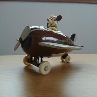 ミッキーマウス プロペラ飛行機