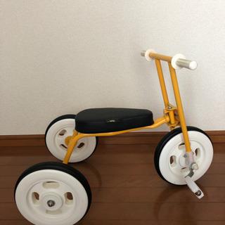 無印 三輪車