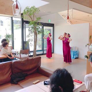 フラ中級クラス募集中‼️熊谷フラダンス、深谷フラダンス