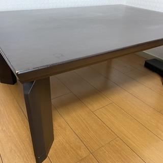 「引き取り限定」ニトリ たこたつテーブルを譲ります。