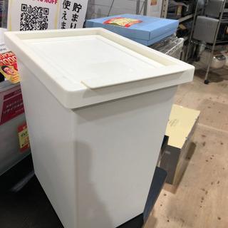 イケアIKEA 白ゴミ箱 シンプルデザイン✨
