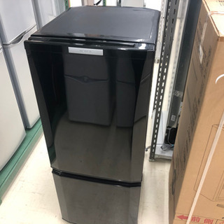 値下げしました❗️三菱 2ドア冷蔵庫 MR-P15X-B 2014年製