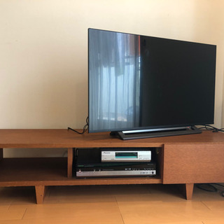 Unico テレビ台 ローボード