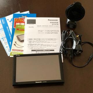 カーナビ Gorilla/Panasonic【CN-GP750D】
