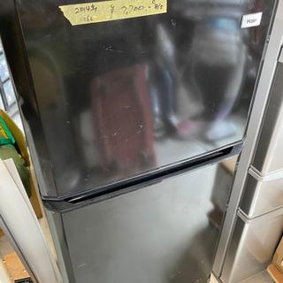 激安‼️ハイアール冷凍冷蔵庫 106L 2014年