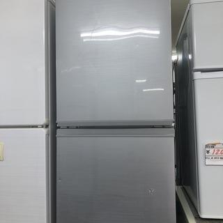 【リサイクルショップどりーむ天保山】51 冷蔵庫2ドア シャープ...