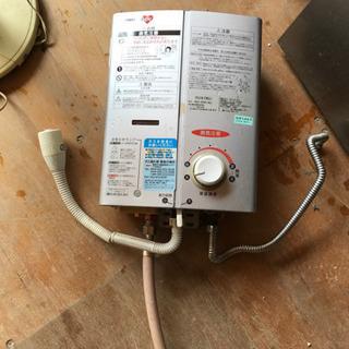 リンナイ  給湯器 2013年 都市ガス