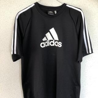 アディダス  ランニングシャツ メンズL