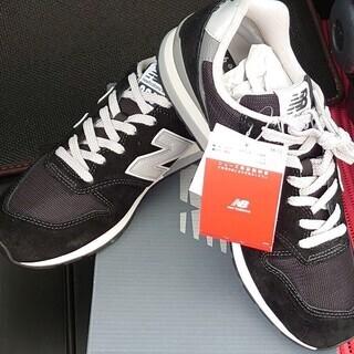 新品New Balance 996 黒 27.5cm