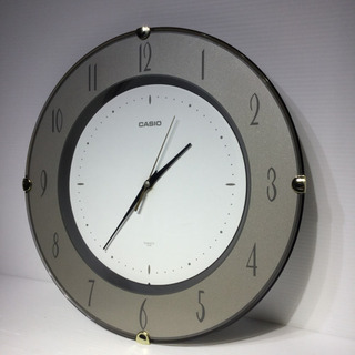 #4051 CASIO カシオ 壁掛け時計