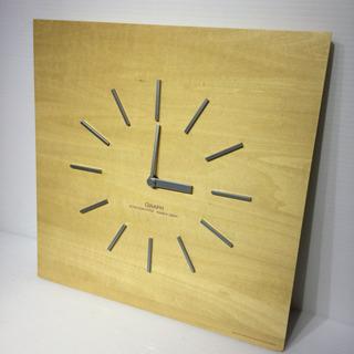 #4052 ACTUS 壁掛け時計