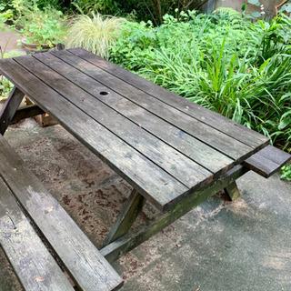 ガーデン用 テーブル&チェアー 無料
