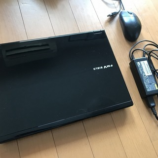 Fujitsu ノートPC FMV-BIBLO MG/G75